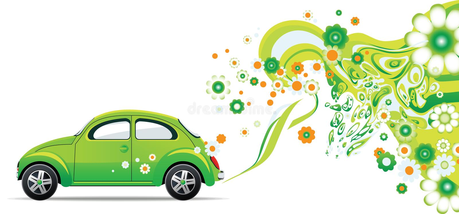 Download Environmental Car stock vector. Illustration of cloud - 9663152