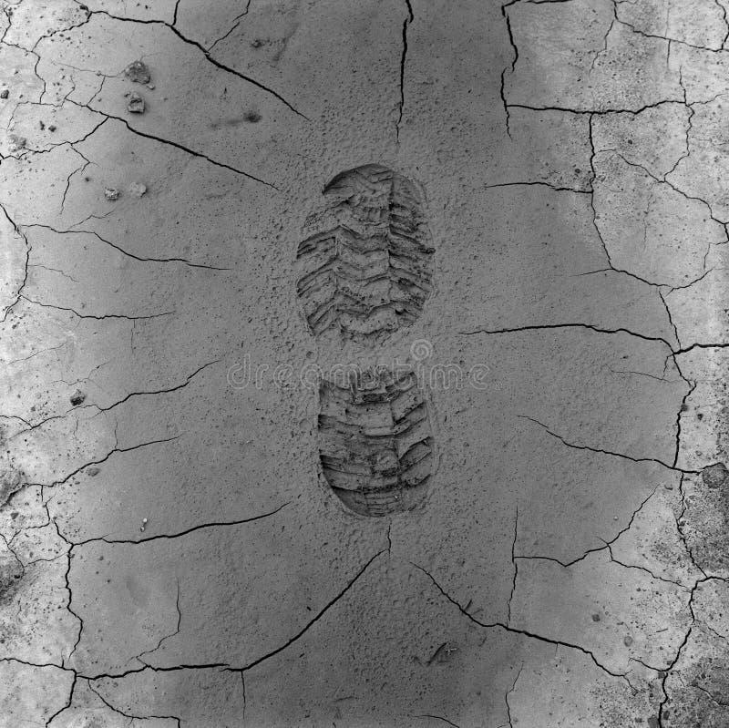 Free Environmental Footprint Of Man Royalty Free Stock Images - 115943389