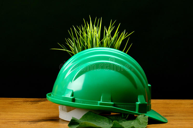 Environmental friendly industry royalty free stock images