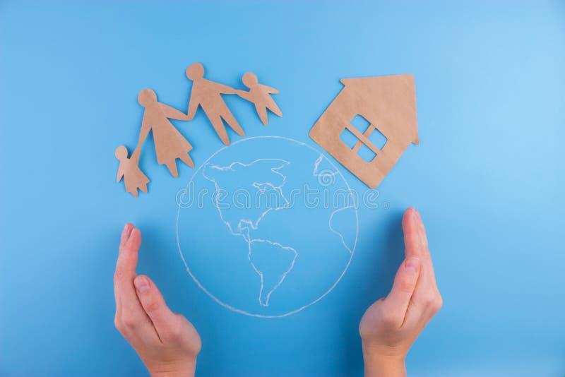 Environmental green energy concept stock photos
