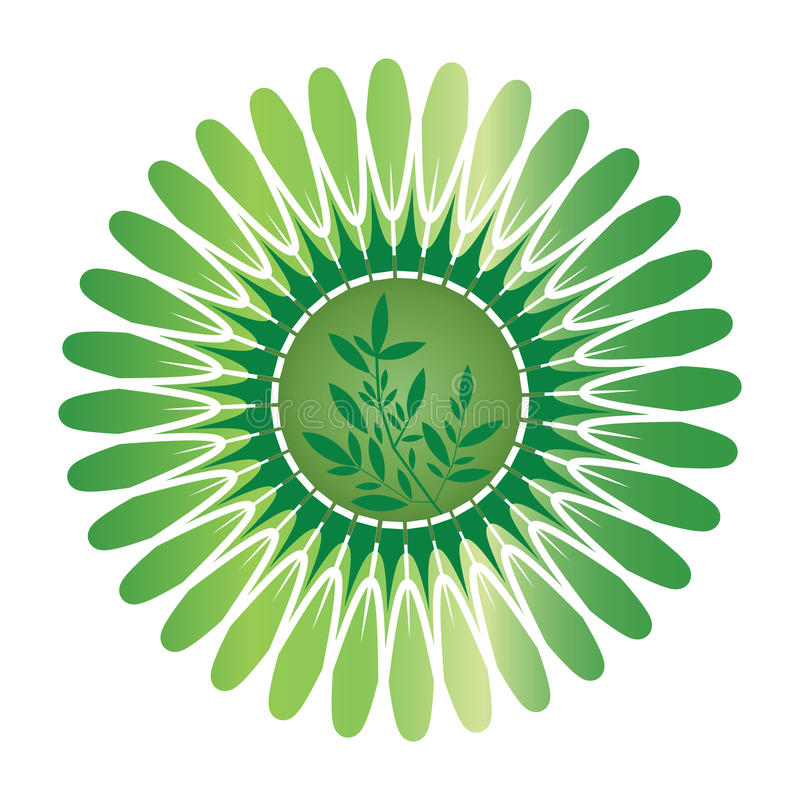 Environmental Icon Stock Photography
