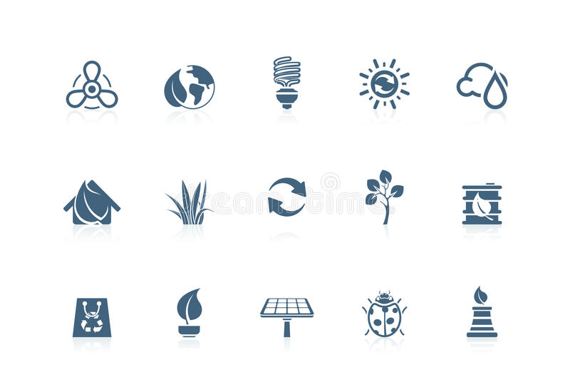 Download Environmental Icons | Piccolo Series Stock Vector - Illustration: 15454726