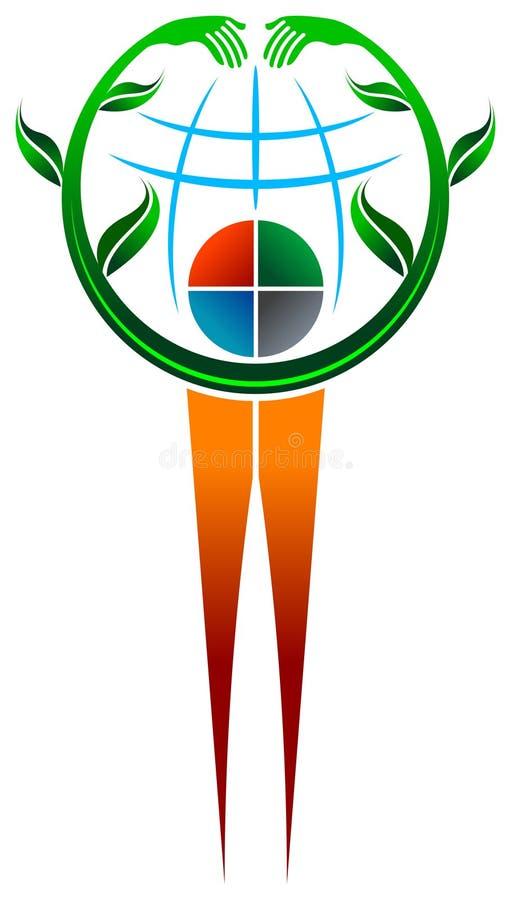 Download Environmental logo stock vector. Illustration of logo - 24860528