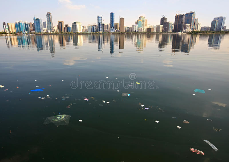 Download Environmental pollution. stock image. Image of city, civilization - 17647113