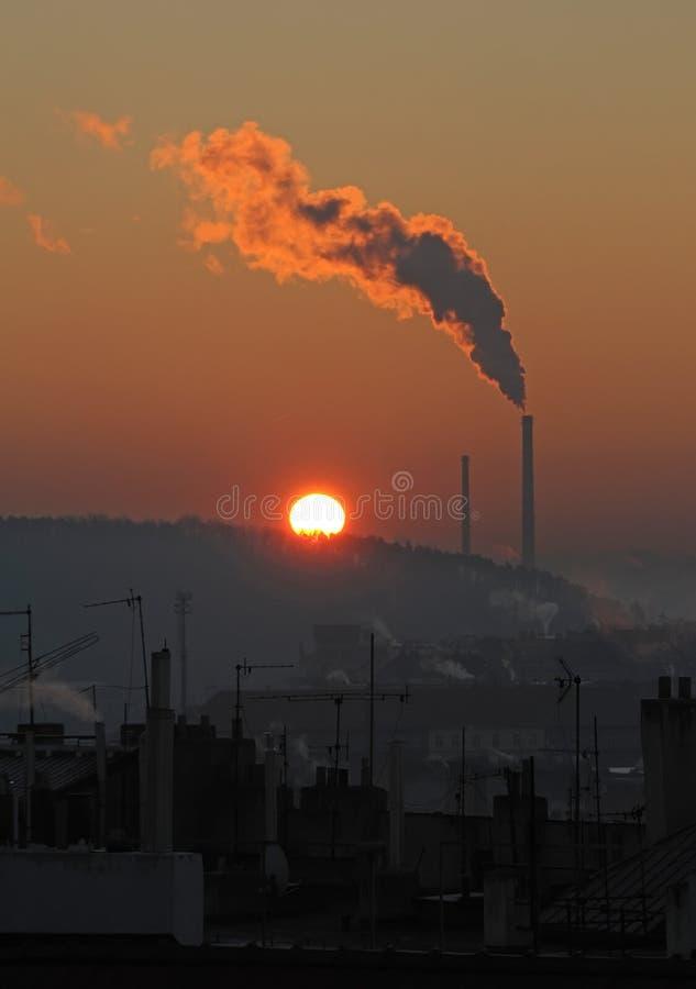 Environmental Pollution Stock Photography