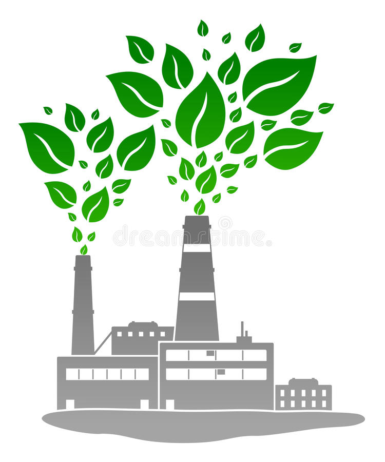 how to make a factory environmentally friendly
