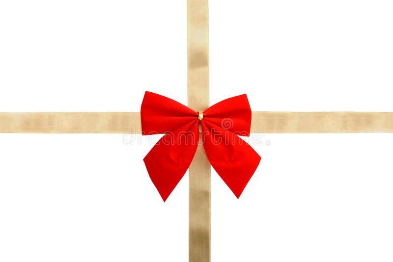 Envuelva un regalo foto de archivo