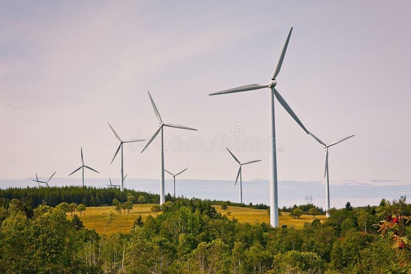 Eolian Alternative Energy Sources royalty free stock photos