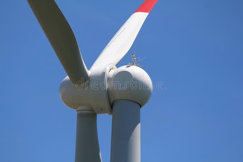 Eolic energia zdjęcie stock