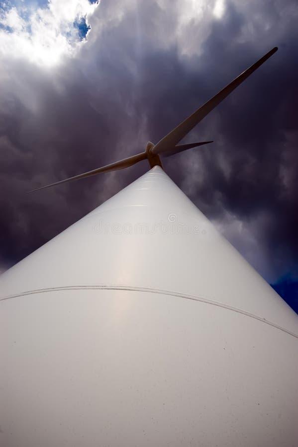 Eolic energy stock photos