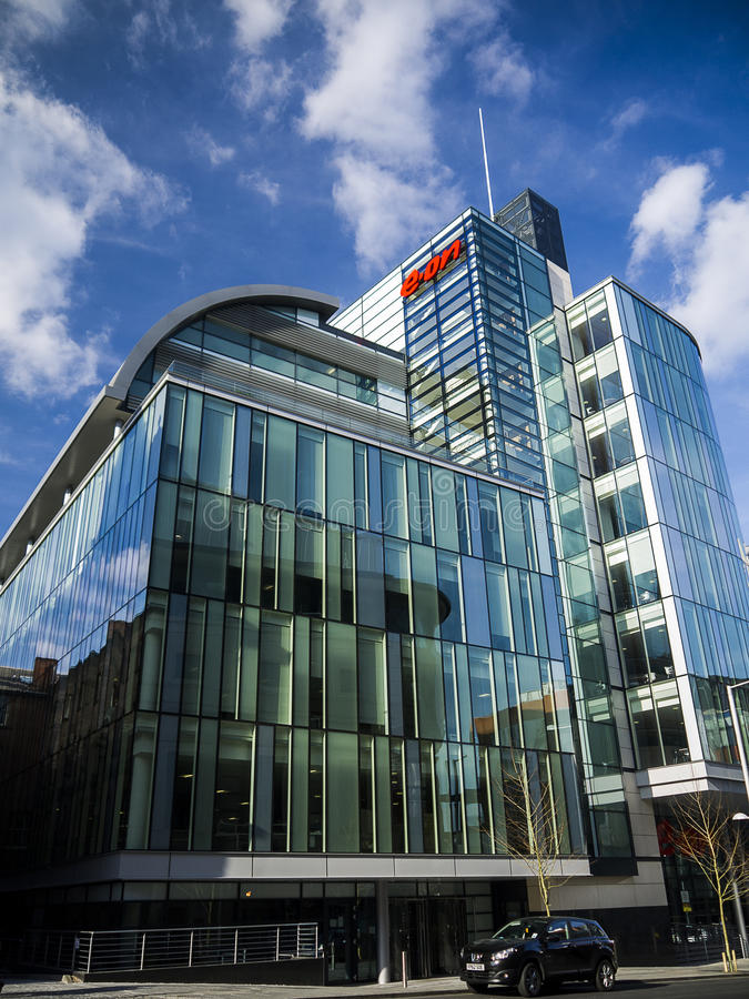 Download Eon Headquarters Nottingham Editorial Photo - Image: 30355046