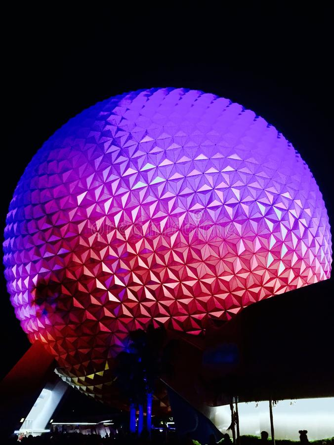 epcot foto de stock royalty free