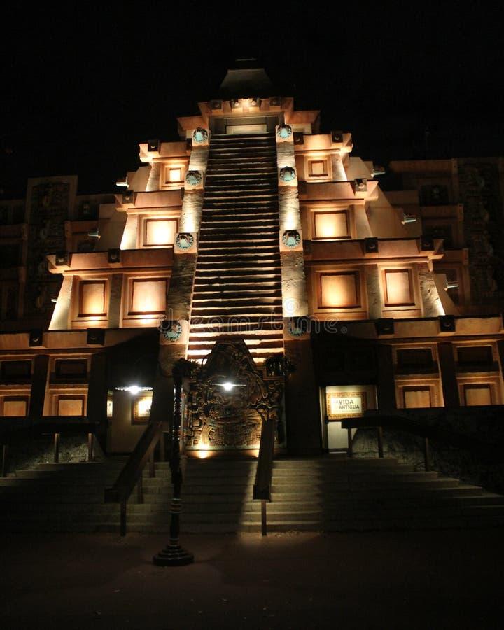 Epcot México fotografia de stock