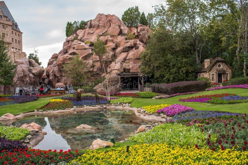 Epcot przy Walt Disney światem zdjęcia stock