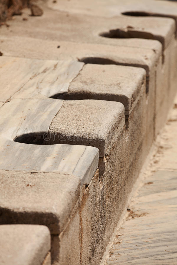 Ephesus Τουρκία στοκ φωτογραφία με δικαίωμα ελεύθερης χρήσης