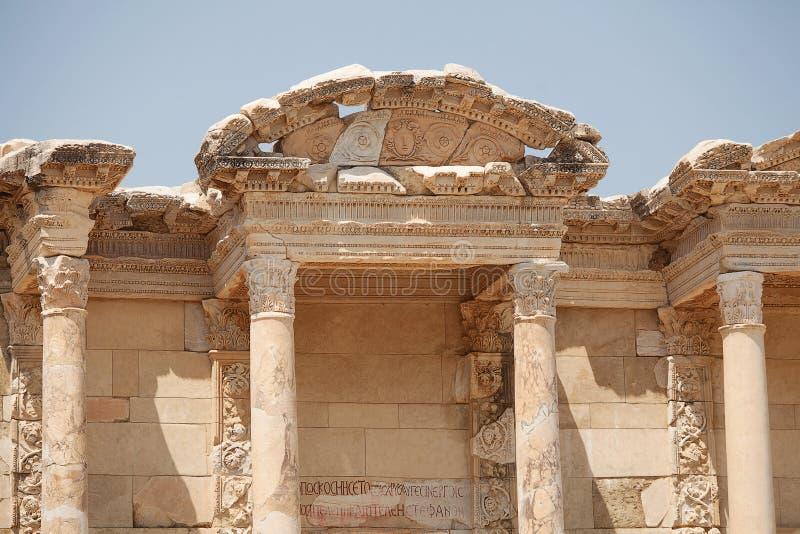 Ephesus Τουρκία στοκ εικόνες