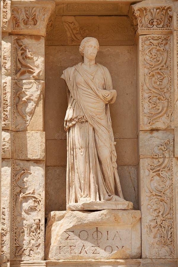 Ephesus Τουρκία στοκ εικόνα
