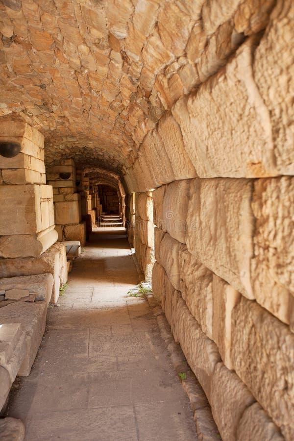 Ephesus Τουρκία στοκ φωτογραφία