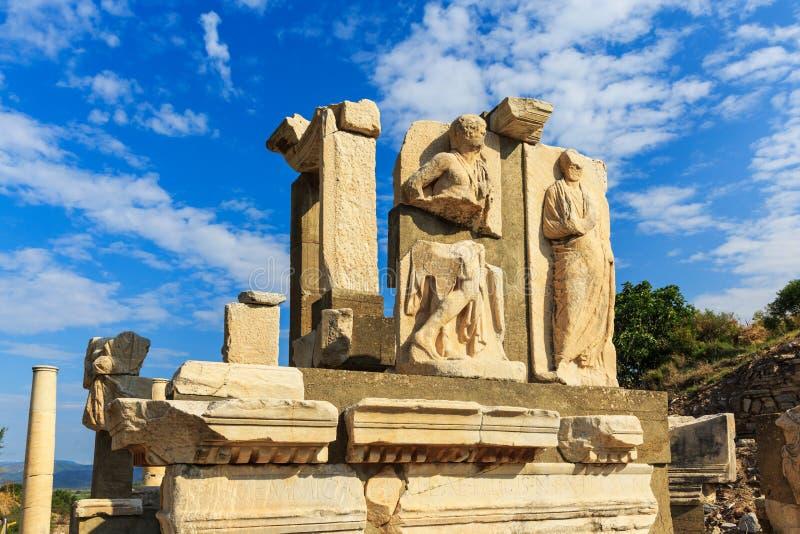 Ephesus, Τουρκία στοκ φωτογραφία με δικαίωμα ελεύθερης χρήσης