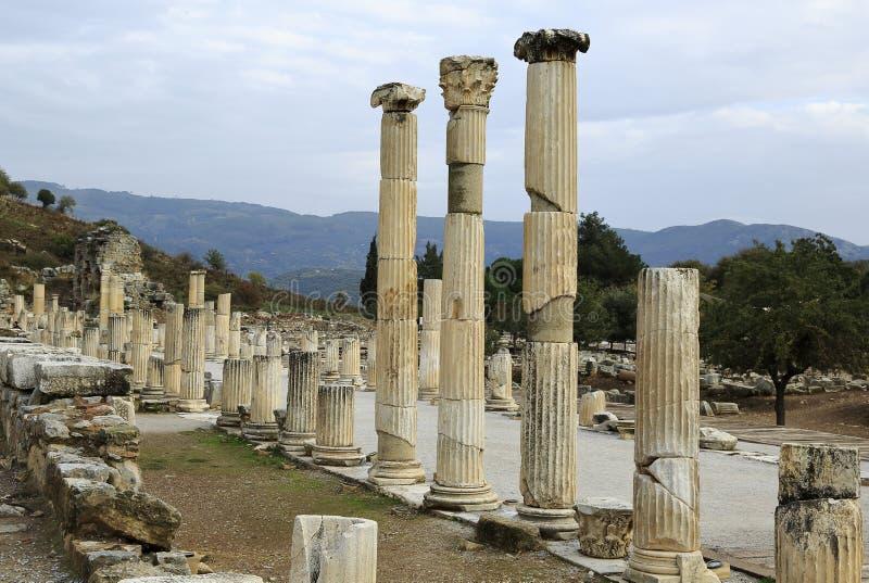 Ephesus, Τουρκία στοκ φωτογραφίες