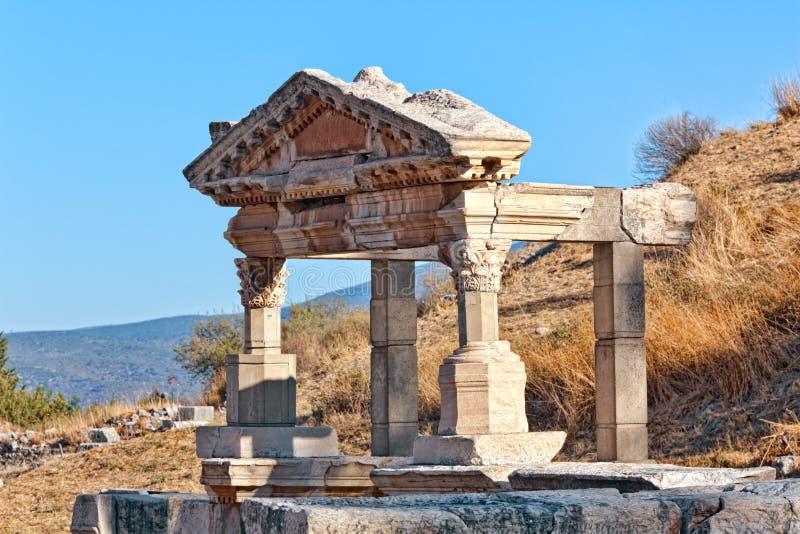 Download Ephesus stock image. Image of history, turkey, architecture - 22714007