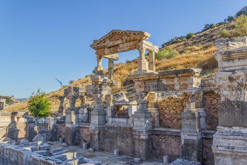 Download Ephesus stock photo. Image of efes, column, roman, heritage - 22932842