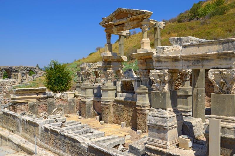 Ephesus photo stock