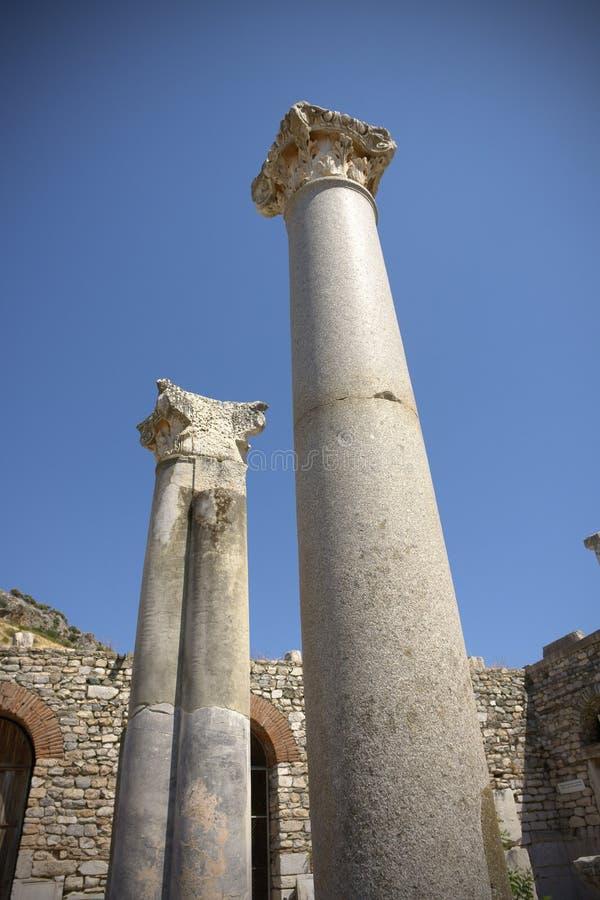 Download Ephesus stock photo. Image of marble, locations, relief - 28768462