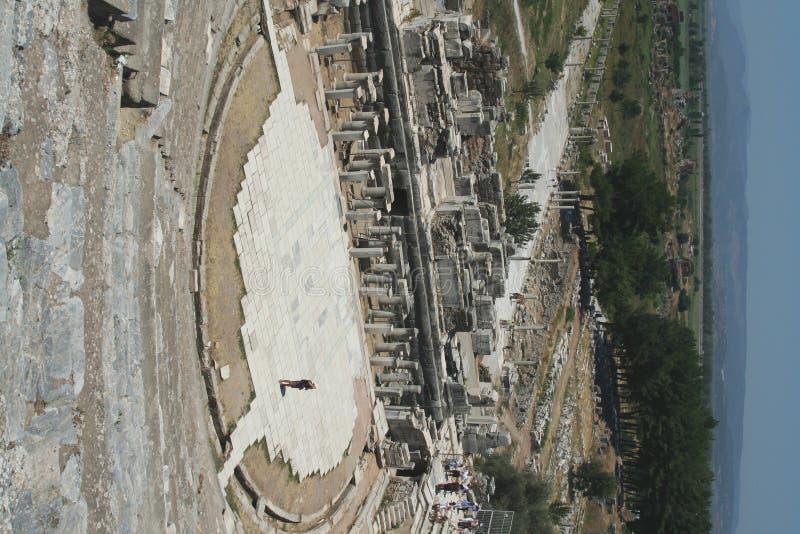 Ephesus imagem de stock