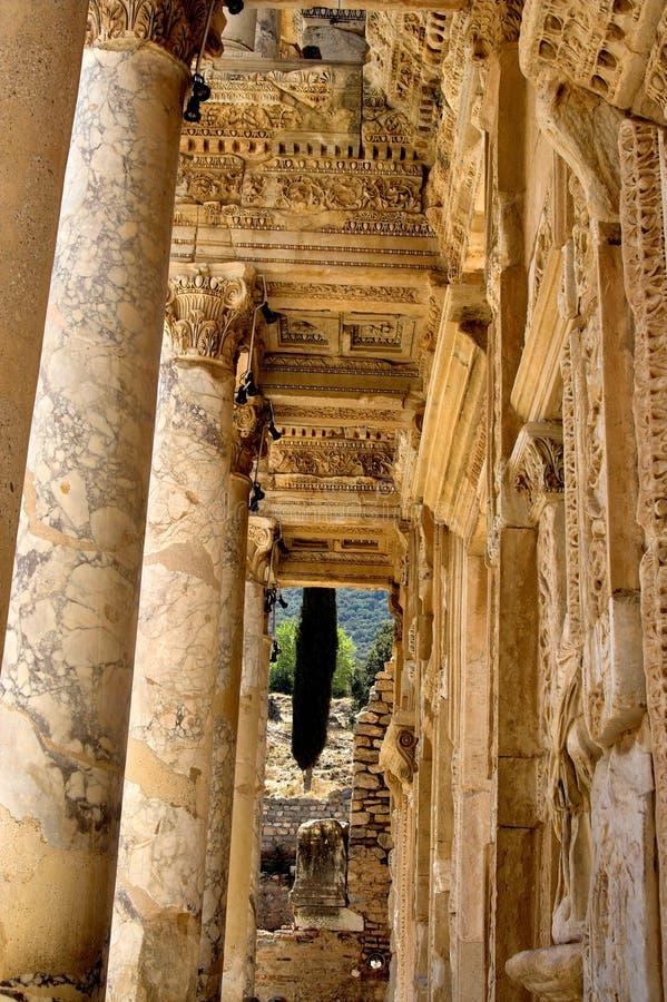 Ephesus foto de archivo libre de regalías
