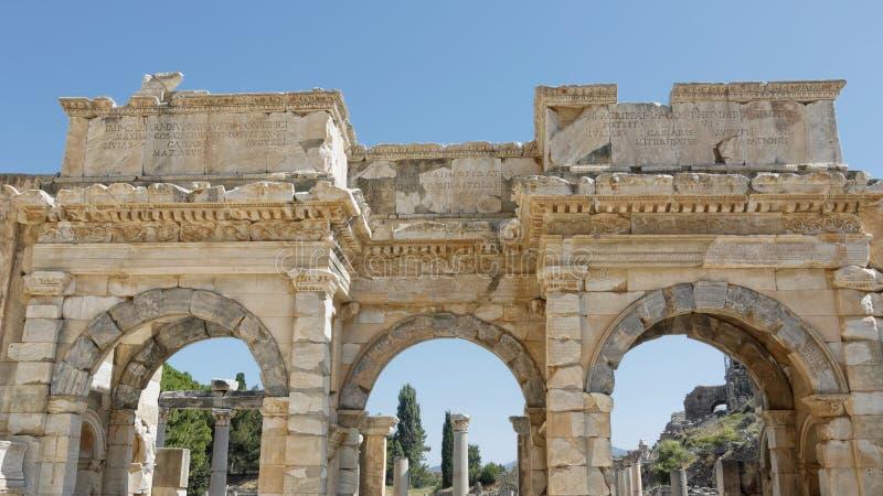 Ephesus стоковая фотография