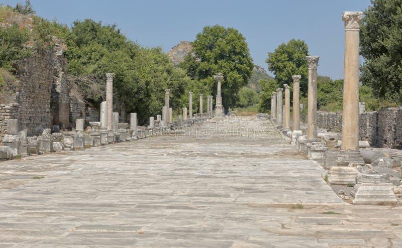 Ephesus στοκ εικόνα με δικαίωμα ελεύθερης χρήσης