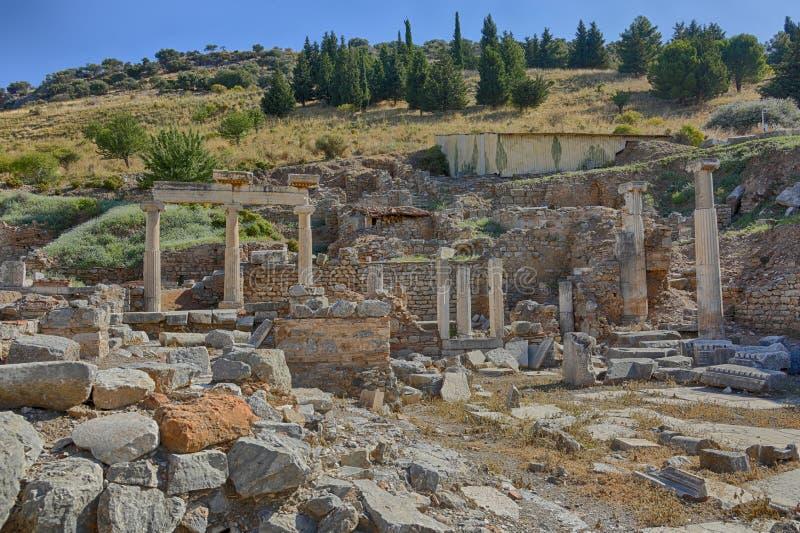 Ephesus стоковое изображение