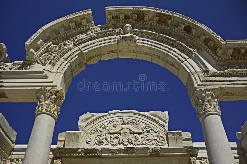Ephesus стоковая фотография rf