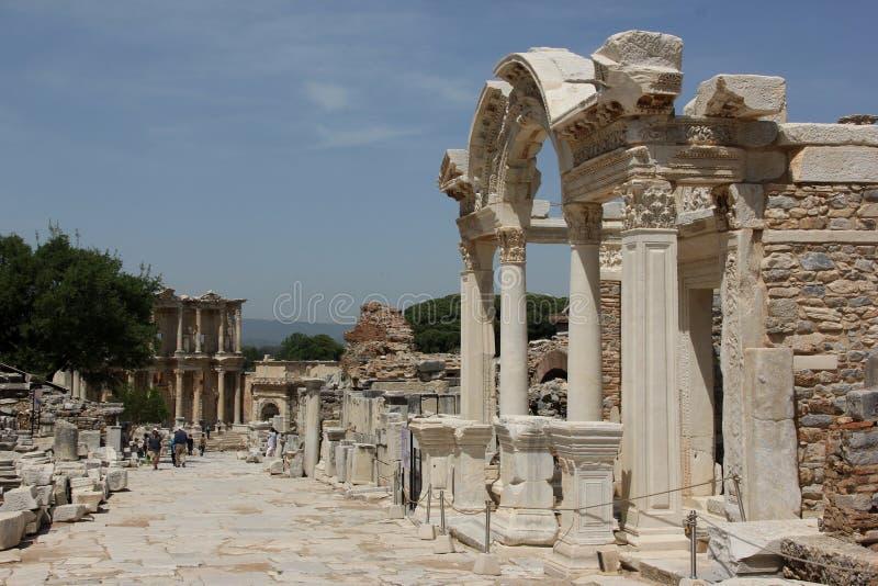 Ephesus стоковые фото