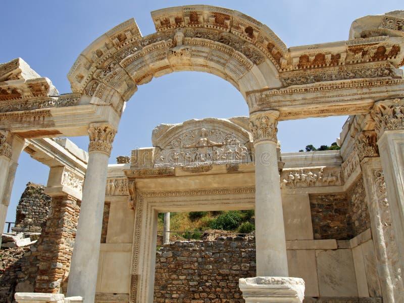 Ephesus zdjęcia royalty free