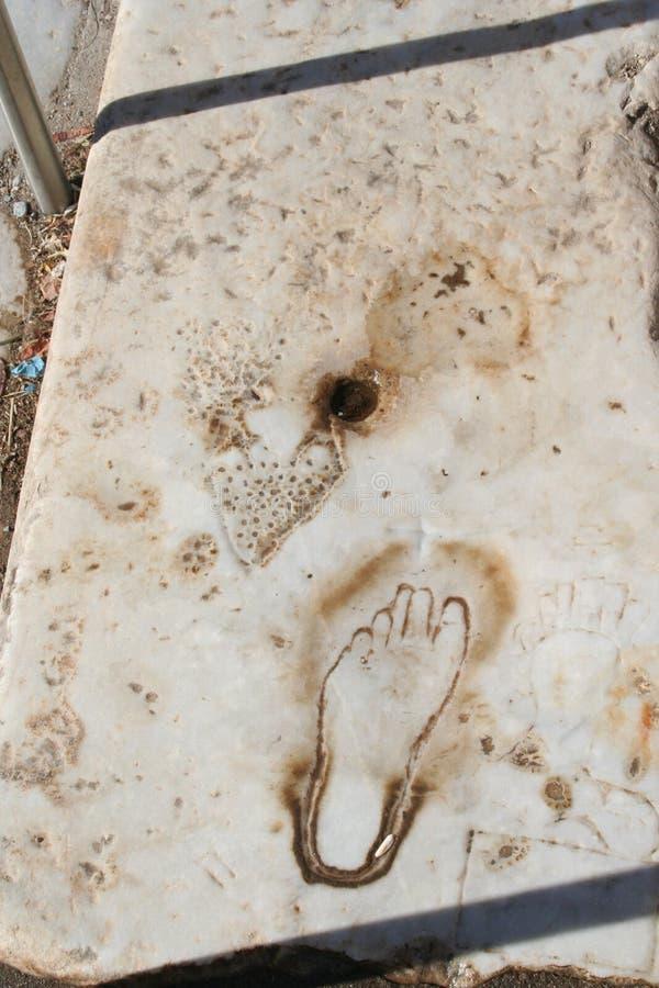 Ephesus biblico immagini stock libere da diritti