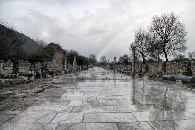 Ephesus/Efes στοκ φωτογραφία με δικαίωμα ελεύθερης χρήσης