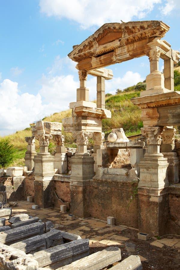 Ephesus en Turquie photos libres de droits