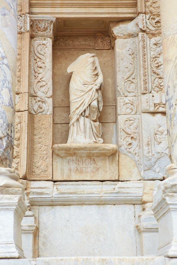 Ephesus en Turquie photo libre de droits