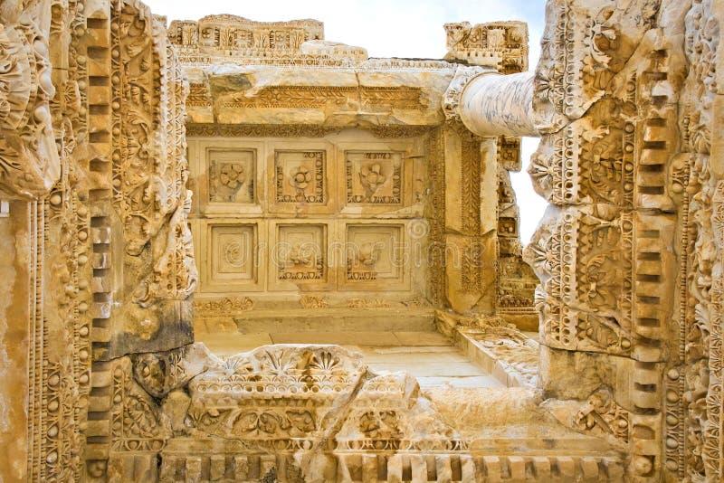 Ephesus en Turquie photo stock