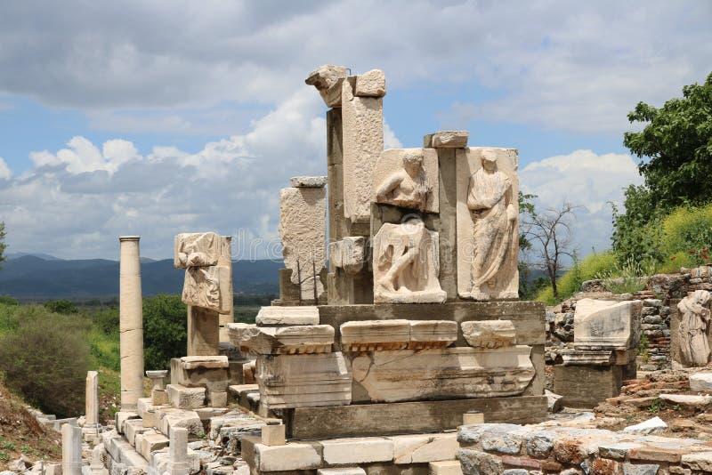 Ephesus, Izmir, Турция стоковые изображения