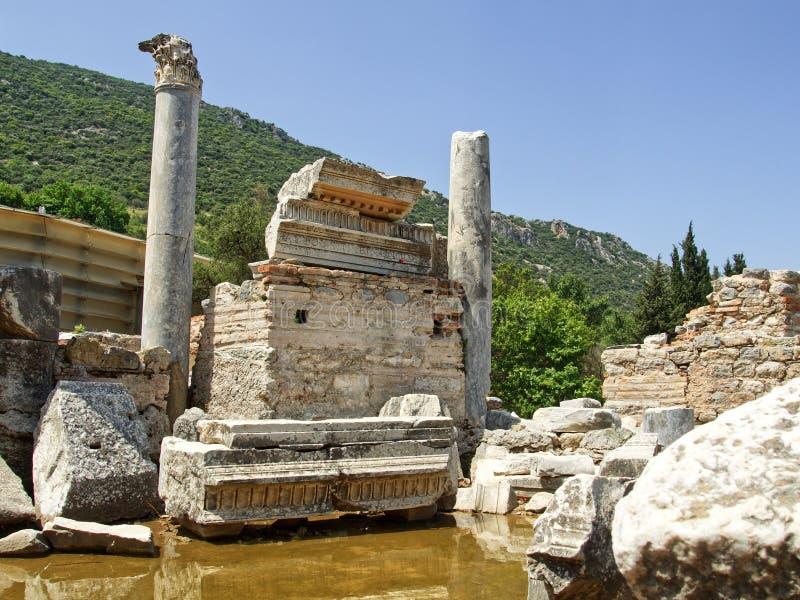 Ephesus zdjęcie stock