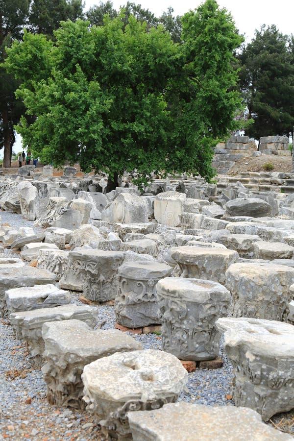 Ephesus relikwie zdjęcie royalty free