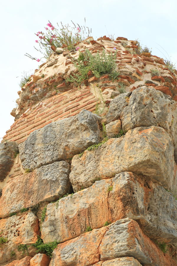 Ephesus relikwie obraz stock