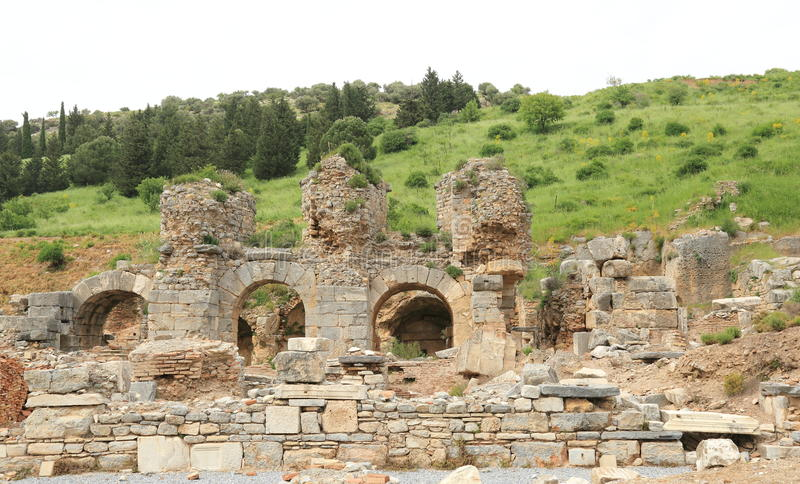 Ephesus relikwie zdjęcia royalty free