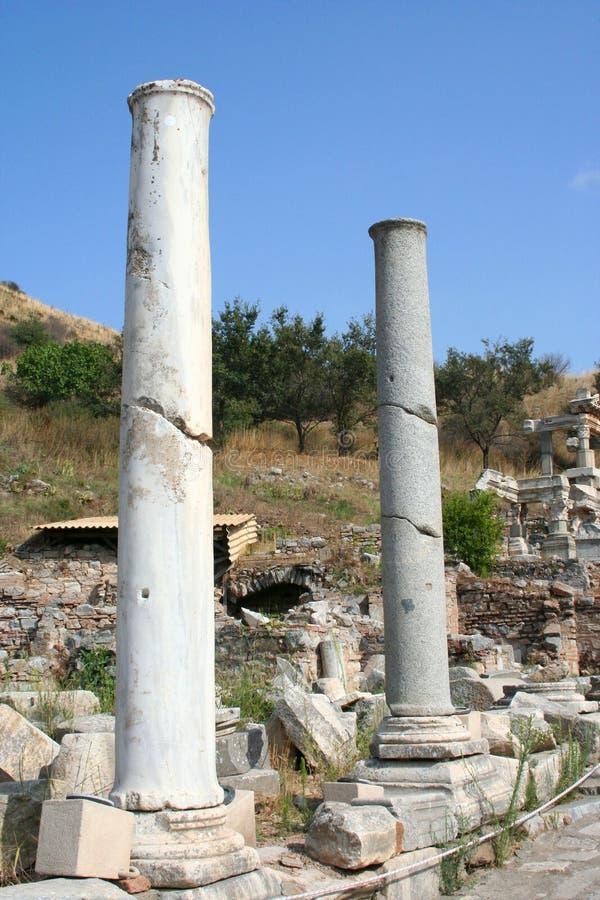 Download Ephesus Ruins- Izmir-turkey Stock Photo - Image of hellene, asia: 12399044