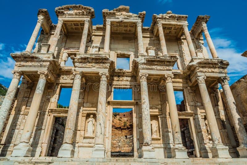 Download Ephesus ruins Turkey stock photo. Image of history, ancient - 28113804