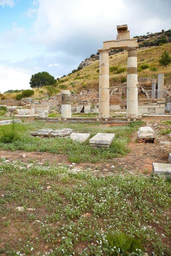 Download Ephesus in Turkey stock photo. Image of landmarks, architecture - 21224842