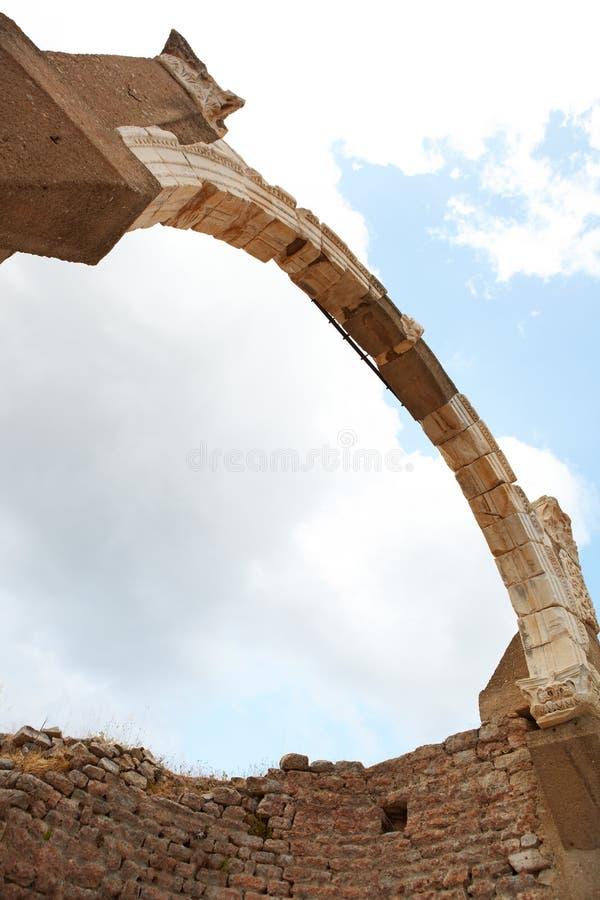 Download Ephesus in Turkey stock image. Image of ruined, aegean - 22497909